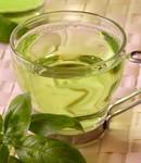 Зелёный чай...