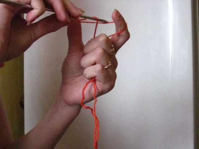 Как восстановить нитки после вязания 64
