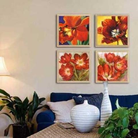 Декор своими руками для дома картина