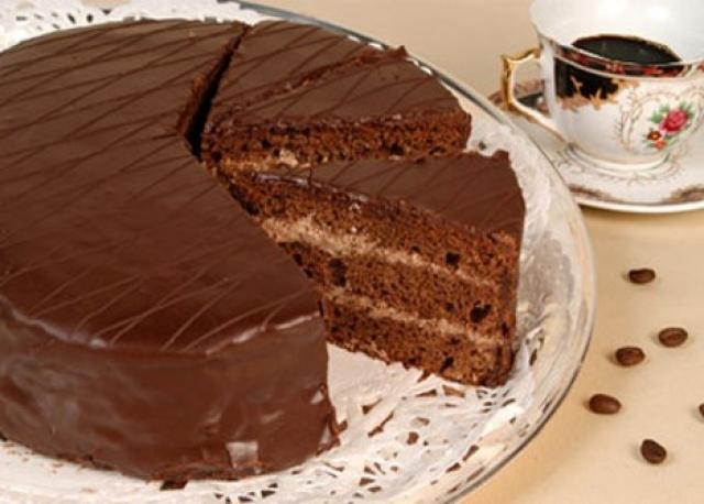 Вкусные домашние торты нет ничего